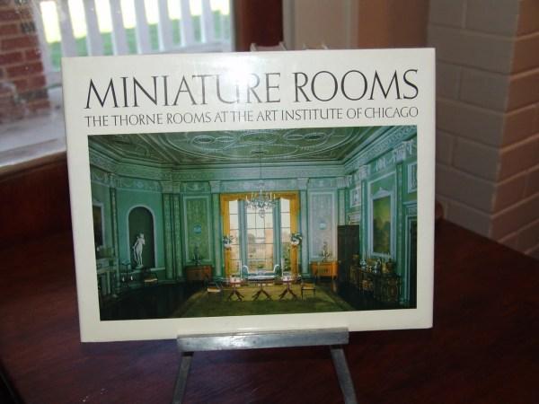Book Dollhouse Miniatures Thorne Rooms Art Abbyandmartha