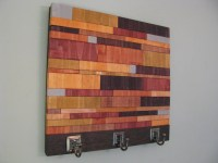Items similar to wooden wall art