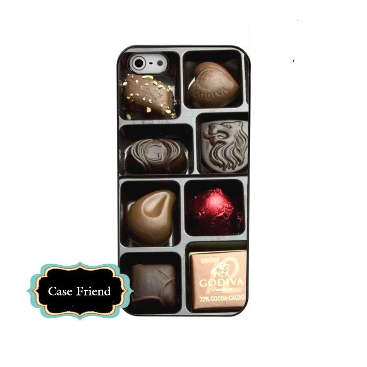 Godiva iphone5 Valentine Chocolate iphone5 hard case girly candy iphone case