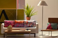 Modern living room furniture with clean lines for by ...