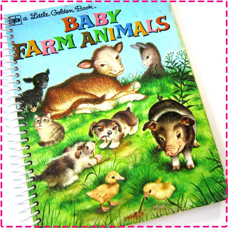 Little Golden Book Baby Farm Animals Children S Book