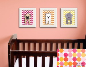 Bedroom And Nursery Combined