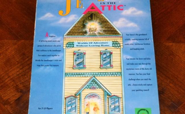 Jewels In The Attic Game Rare Fun Game Of Make Believe