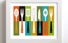 15 Gorgeous Kitchen Artwork That Will Showcase Your Home