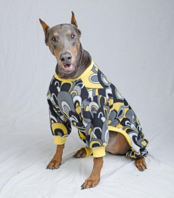 Large Dog Pajamas Coat Or Sweater