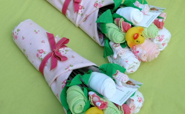 Girl Twins Baby Bouquet Twin Baby Girls Baby By Babyblossomco