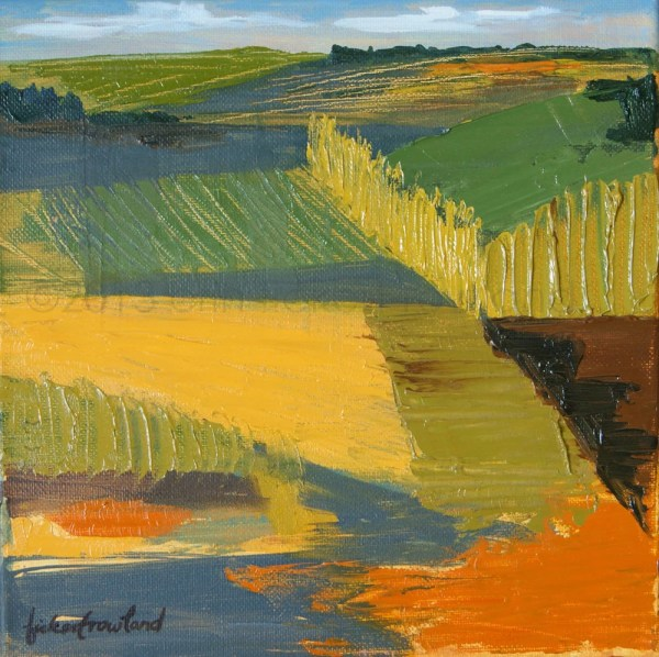 Modern Abstract Landscape Paintings