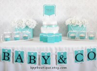 Tiffany & Co. Inspired Baby Shower Bridal Shower by ...