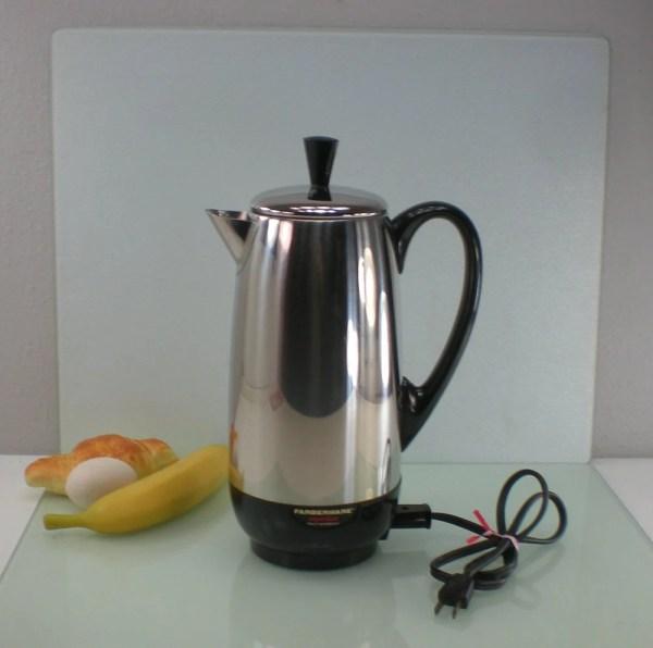 Farberware Coffee Maker Superfast Stainless Oldetymestore