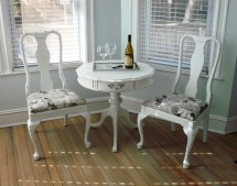 Reserved Danielle.french White Shabby Chic Furniture
