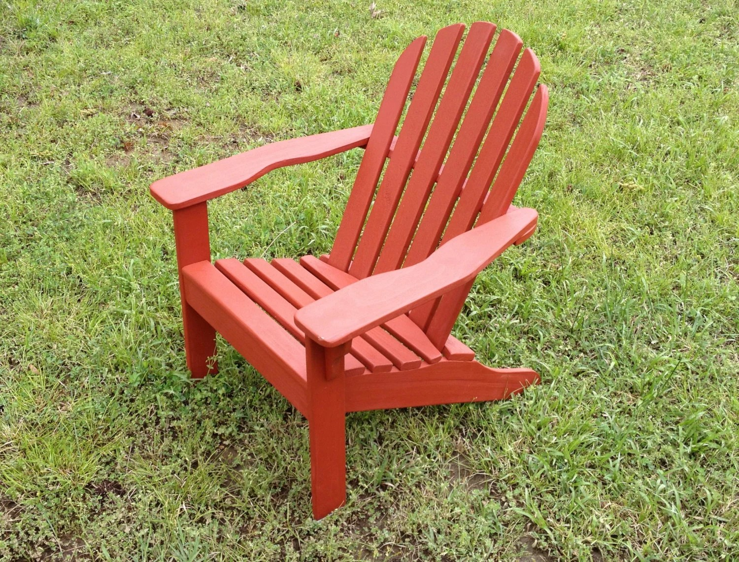 Childs Adirondack Chair by BigCreekMercantile on Etsy