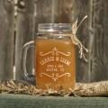 Rustic mason jar barn wedding decor rustic toasting by scissormill