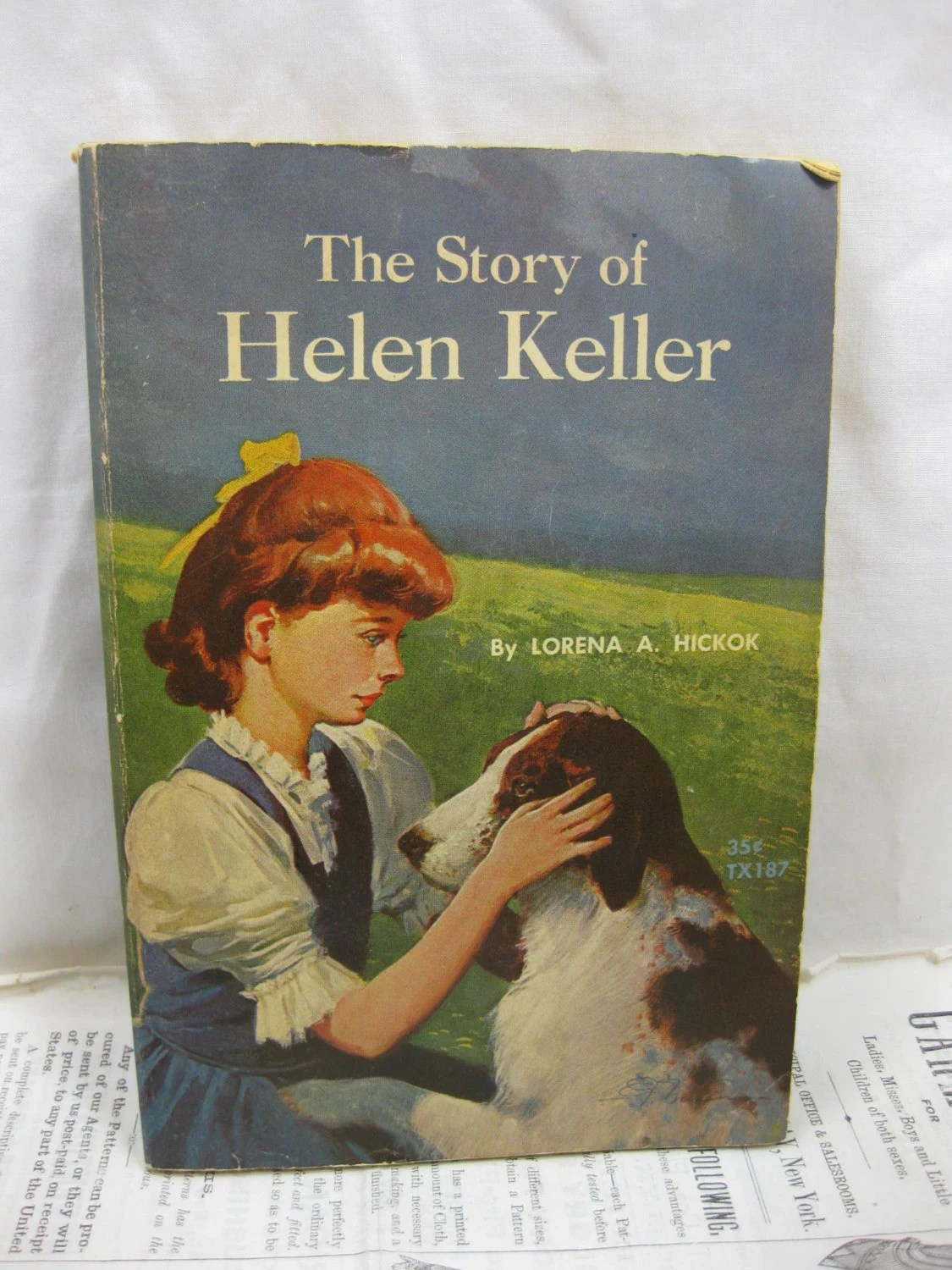 The Story Of Helen Keller By Lorena A By Sellitagainbooks