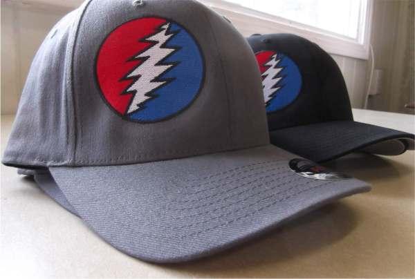 Grateful Dead Bolt Flexfit Hat