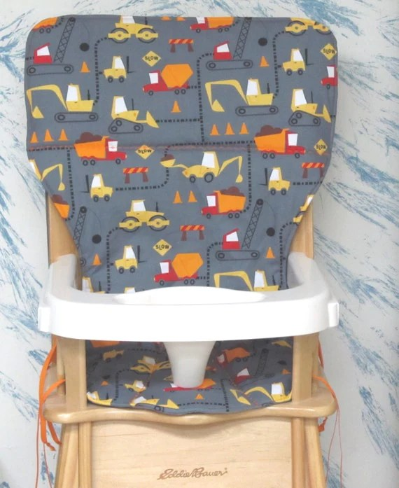 graco blossom high chair cover replacement ikea acrylic eddie bauer/jenny lind wood pad cone zone