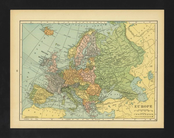 20 Map Of Europe 1930 Pictures And Ideas On Meta Networks