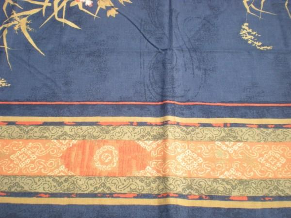 Greeff Vintage Drapery Fabric. 'autumn Geese'