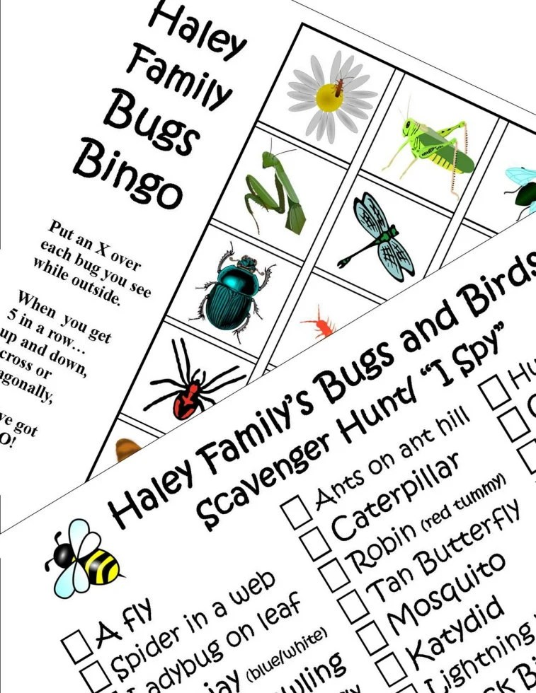 Items similar to Printable Travel Games. Kids Personalized