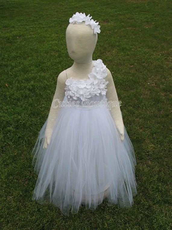 Flower Girl Tutu Dresses Wedding