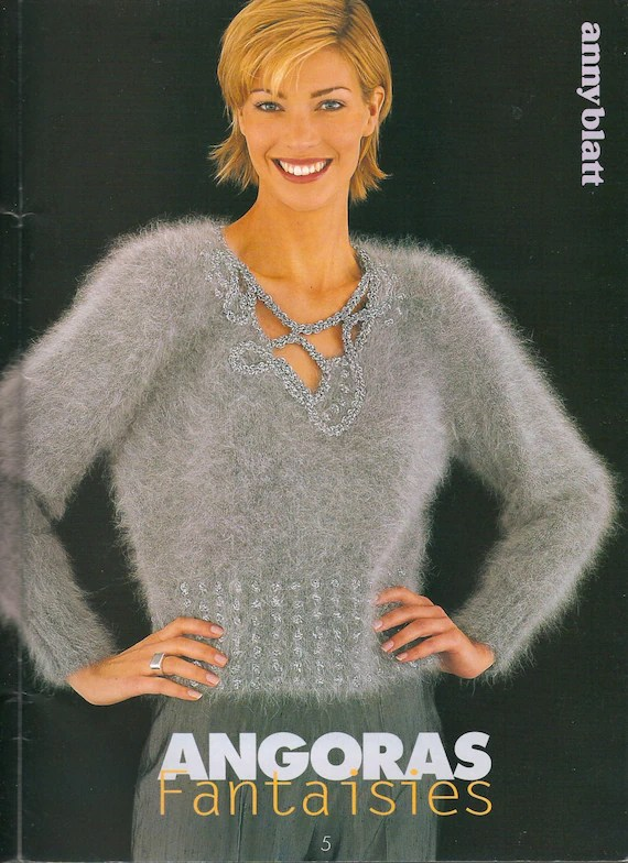 Anny Blatt No 160 High Fashion Knitting Magazine 33 Fall