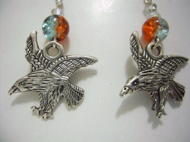 Rowena Ravenclaw Earrings...