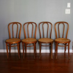 Dining Chairs With Caning Stretch Chair Covers 4 Mundus Bentwood Chairs. Cane Caning. Early
