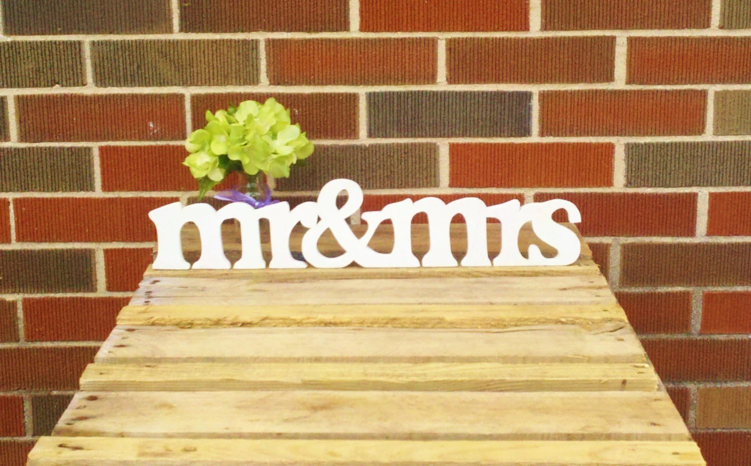 Mr And Mrs Wedding Sign Sweetheart Table Head Table By