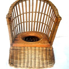 Antique Wicker Chairs Nest Chair Canada Sale Vintage Heywood Wakefield Rare Victorian Childs