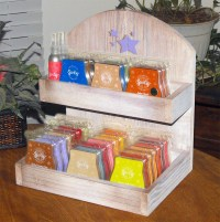 Scented Wax Bar Display made for Scentsy Plugin Warmers