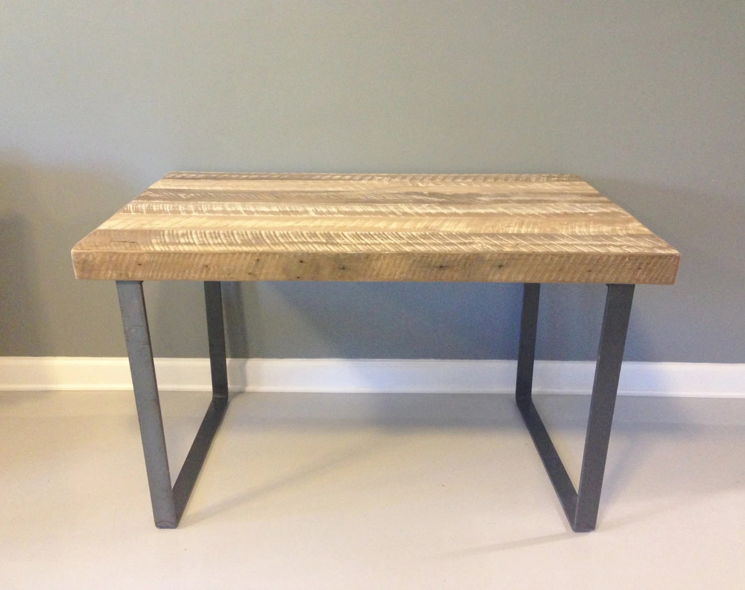 Reclaimed Wood Table Dining Table Kitchen Table By DendroCo