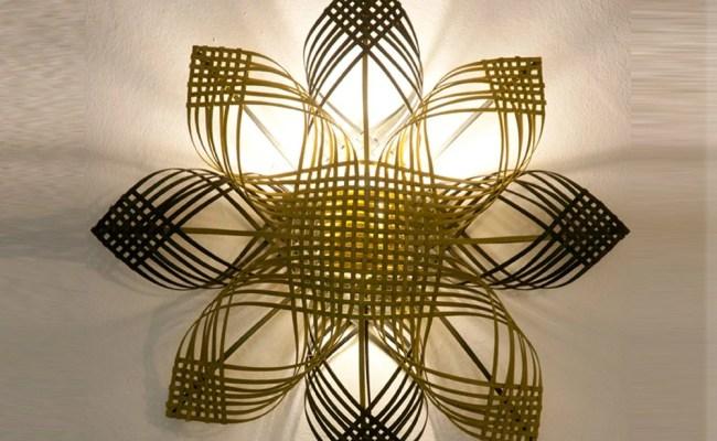 Shining Star Wall Décor Lighting Housewarming Gift Cool Etsy