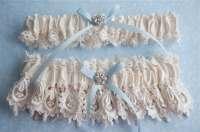 Garter Wedding Garter Garter Set Bridal Garter Bride by ...