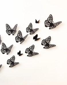 butterfly wall art butterflies paper also elitflat rh