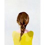 hair art braid print 2