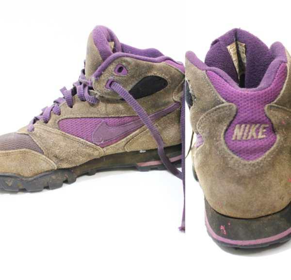 Nike Womens Hiking Boots Air Max 1 Black