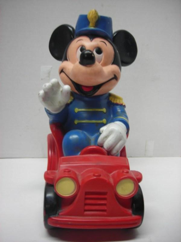 Disney Mickey Mouse Coin Bank