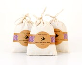 Lady's Maid Dryer Buds 3-Pack // Natural Dryer Sheets// Organic Lavender Buds // Green Laundry - swampangelsoap