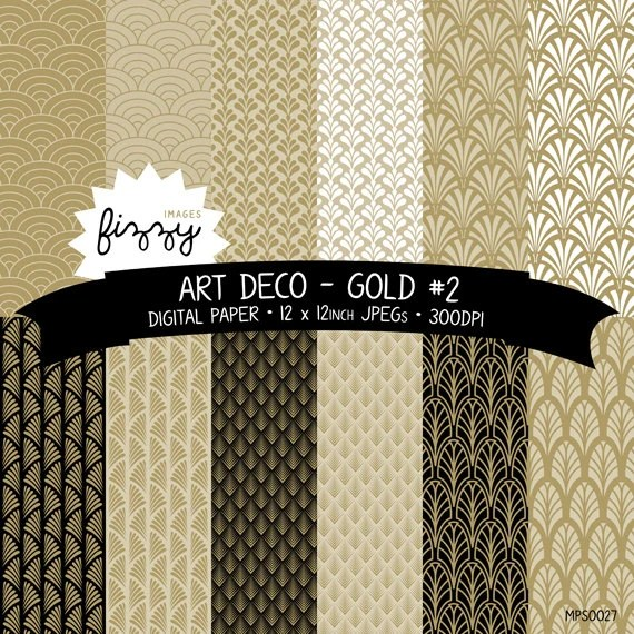 Black And Gold Textured Wallpaper Jpeg 12 X Art Deco Great Gatsby 1920s 1930s Gold No 2