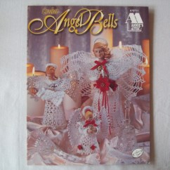 Crochet Sofa Cover Patterns Best Material For Family Room Christmas Angel Thread Pattern By ...