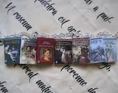 Shakespeare Collection Miniature Book Bracelet