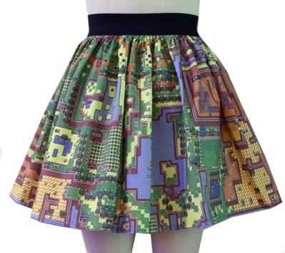 Link's Full Skirt