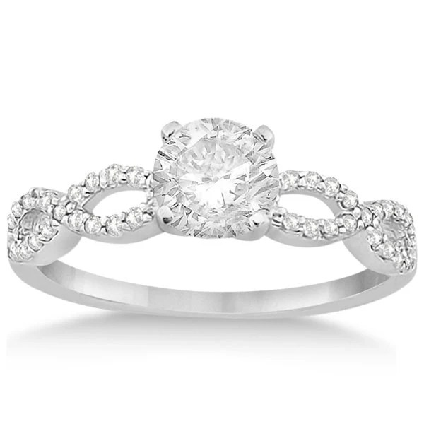 Engagement Ring Settings Engagement Ring Settings Twisted