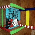 Dr seuss child s rocking chair by halliesheart on etsy