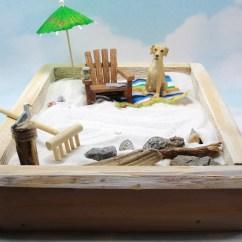 Adirondack Chair Kit Timothy Oulton Mimi Miniature Zen Beach Garden Dog