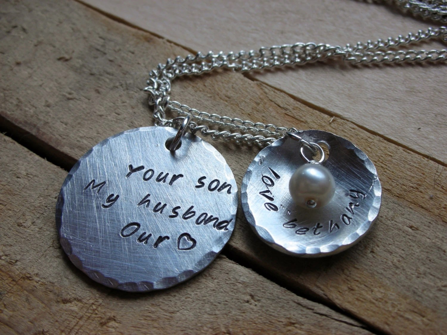 Necklace Mother In Law Gift-Daughter In Law Gift-Mothers Day