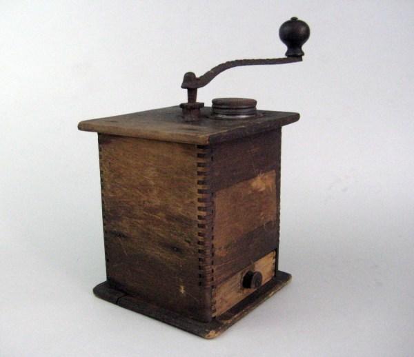 Coffee Grinder Antique Mill