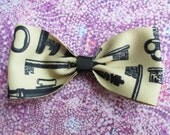 items similar key hair bow alice