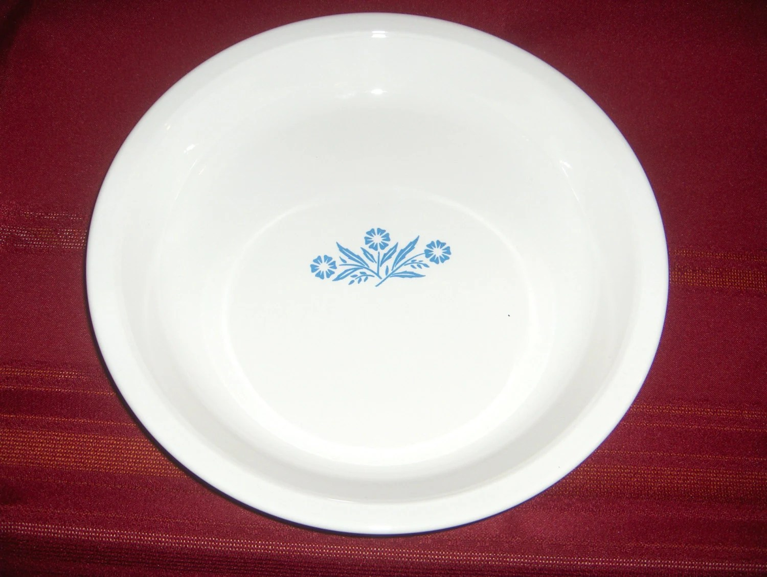 Corning Ware Cornflower Blue PIE PLATE P309