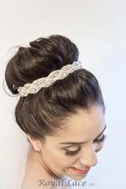wedding headband hair accessory