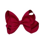 red hair bow big girls